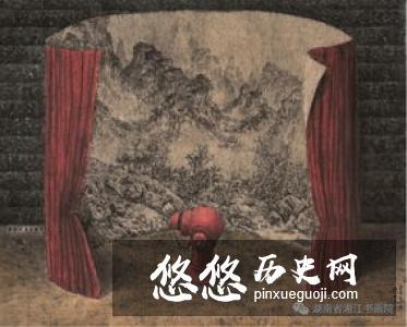 """""""海晏河清朗朗乾坤""""是什么意思?两个成语分别出自哪里?"""