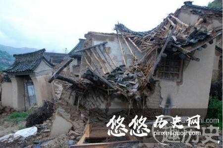 成语土崩瓦解的误读:其原为对房屋倒塌的借代