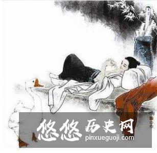 """""""东床""""为何指的是女婿?且看王羲之如何推销自己。"""